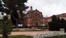 Missa a la parròquia castrense de la Ciutadella de Barcelona
