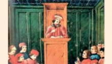 La creu de la parròquia de Sant Eugeni I, per Joan Rosàs