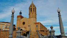 Església de Sant Bartomeu i Santa Tecla de Sitges