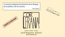 Concert del Cor Lerània a Puiggraciós