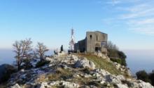 Missa al santuari del Mont dedicada a sant Joan XXIII i sant Galderic